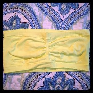 Highlighter Yellow Bandeau